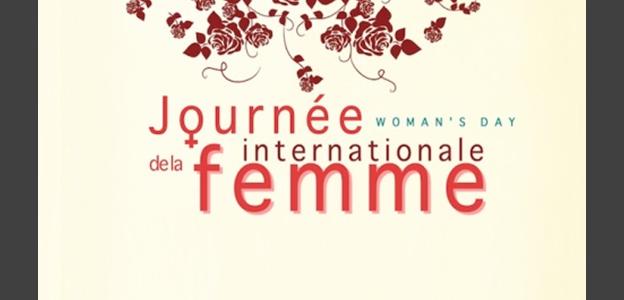 Le 8 mars une rose pour chaque femme