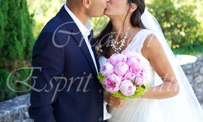 Mariage à Cavaillon, LA ville du Luberon.