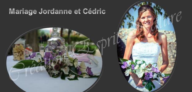 Mariage de Jordanne et Cédric, mas sous le marronnier